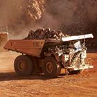 Línea minería